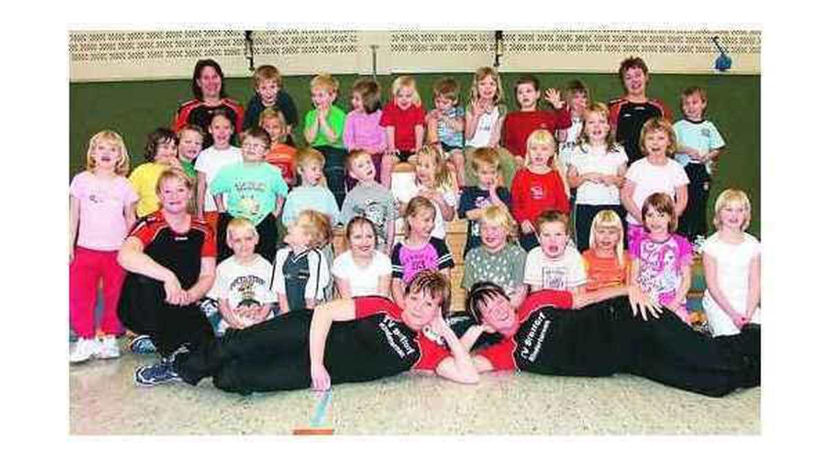 SPORT BRETTORF: Turnen kommt bei Kindern in Brettorf gut an