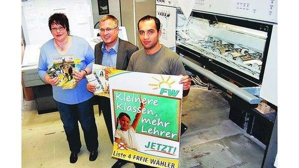 WERBUNG OLDENBURG: Oldenburger helfen CSU-Rebellin