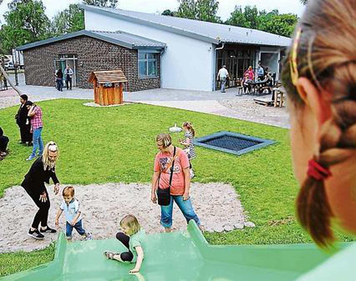 "Lebenshilfe Delmenhorst: Neue ""Rappelkiste kann sich"