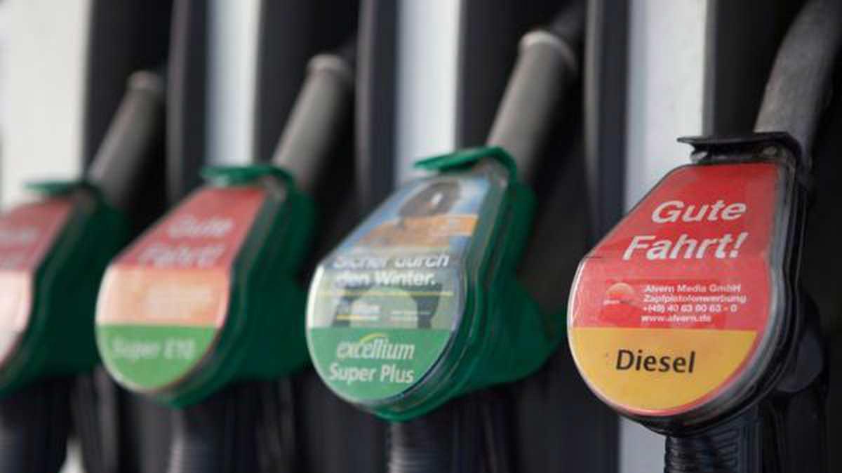 Diesel benzin anfahren unterschied Mild