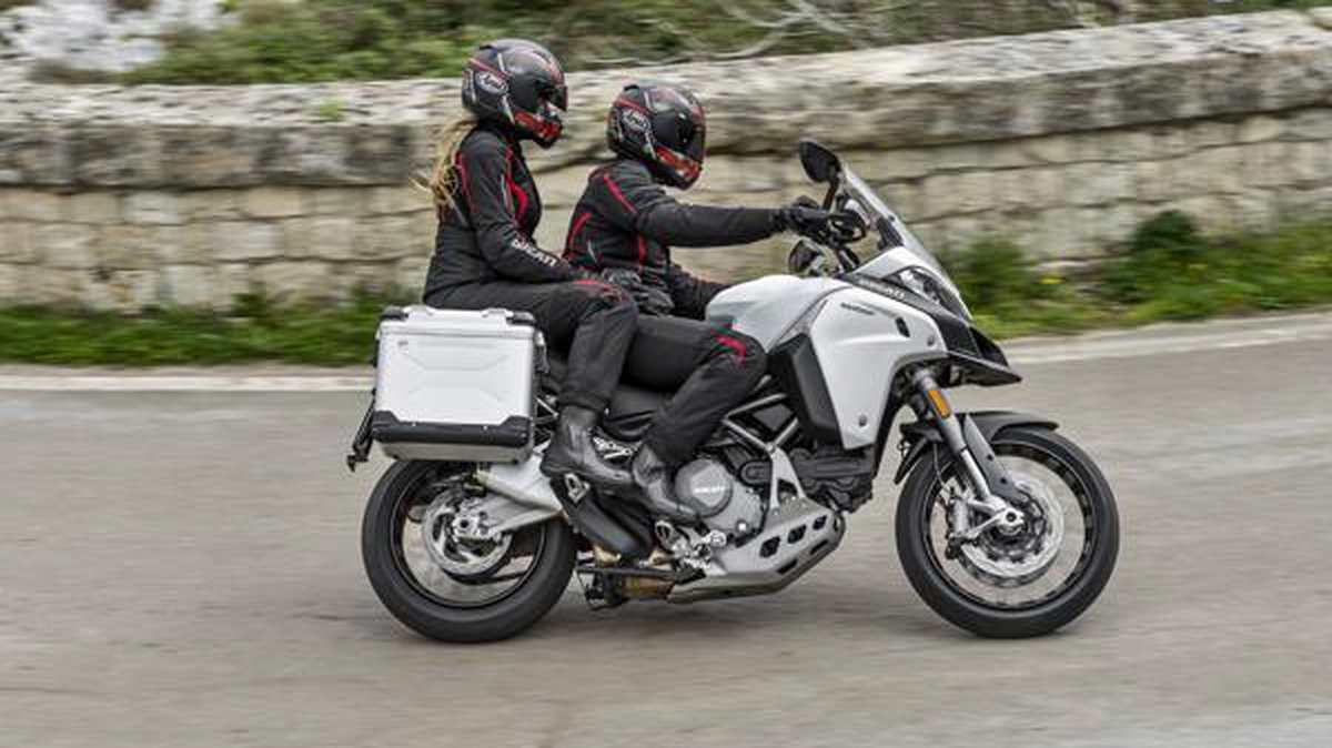 Für leute motorrad supersportler große Ducati Panigale