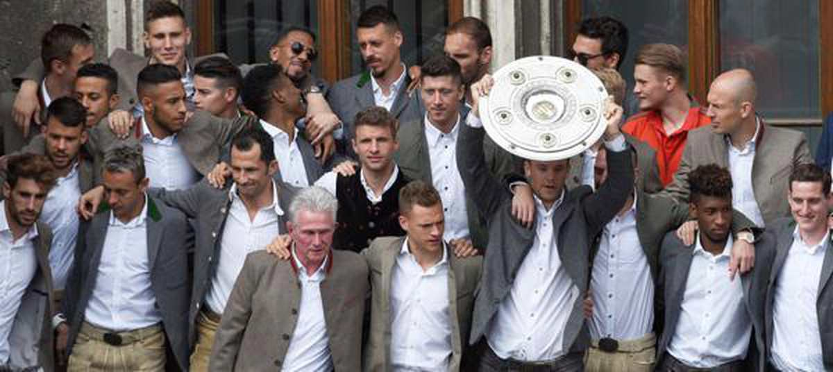 Bayern singles