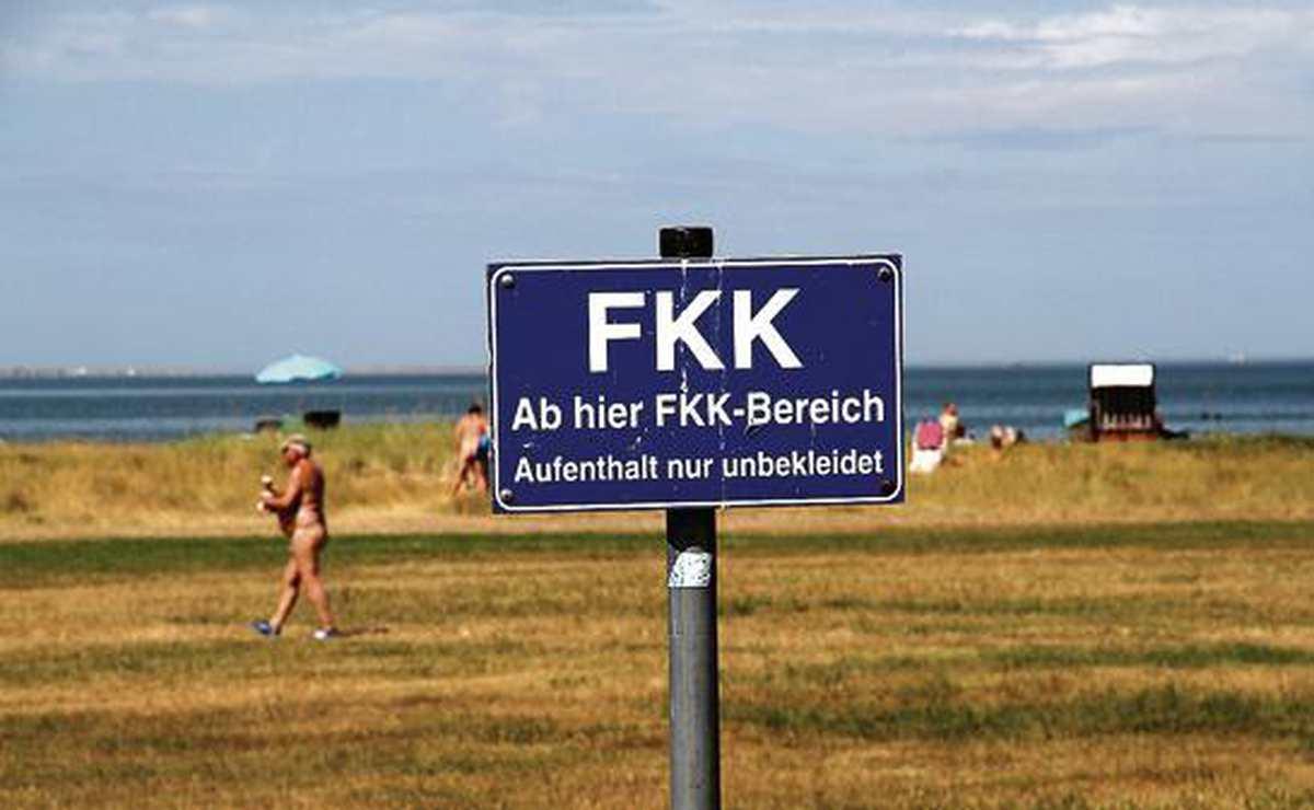 Pics fkk familien FKK Turns