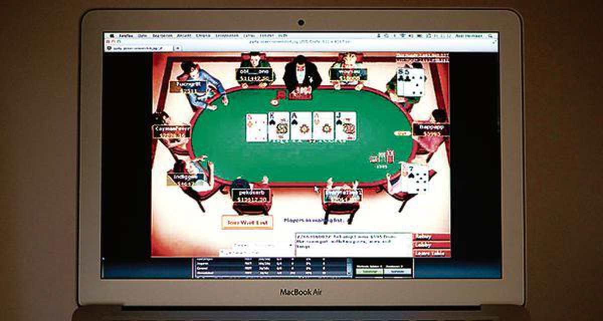 Online Glücksspiel Legal