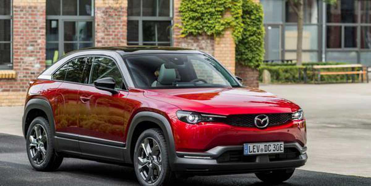 VORGESTELLT: Mazda erneut auf eigenem Weg