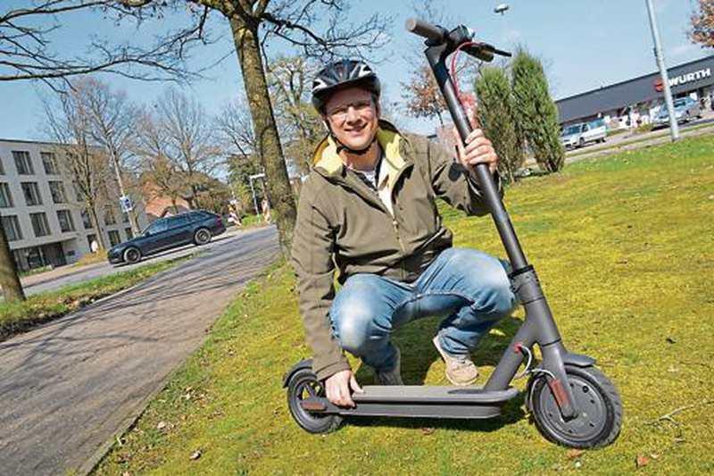 E Scooter Im Test Ist Oldenburg Bereit Für Elektro Roller
