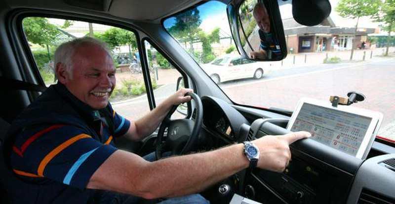 Modernes Fahrzeug Für Rastede: Neuer Bürgerbus fährt ab Januar - Nordwest-Zeitung
