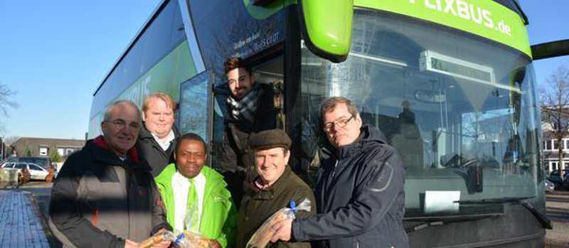 Steuersenkung Wird Zum Nachteil: Hängt Flixbus Westerstede ab? - Nordwest-Zeitung