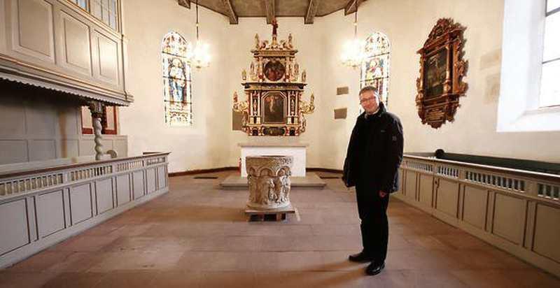 St.-Ulrichs-Kirche In Rastede: Gotteshaus in neuem Glanz - Nordwest-Zeitung