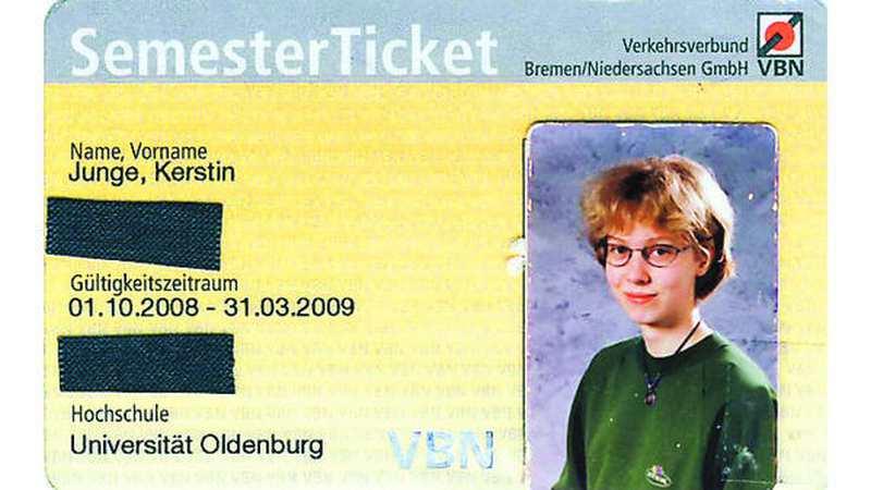 oldenburg bremen ticket