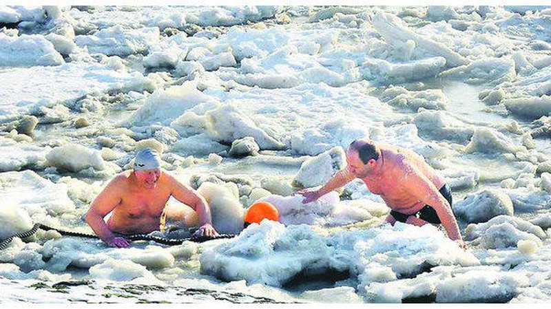 Eingefrorene