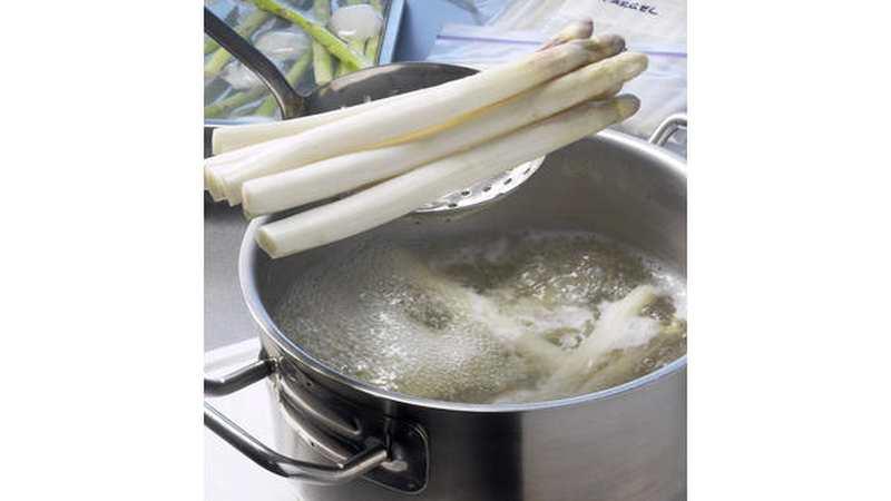 Wie Koche Ich Spargel Richtig