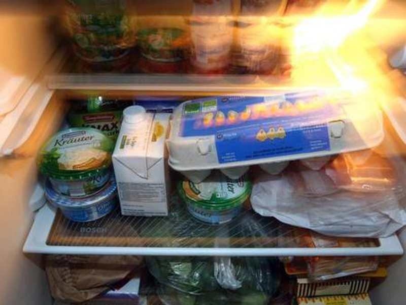 Kühlschrank Glasplatte : Fleisch gehört im kühlschrank auf die glasplatte