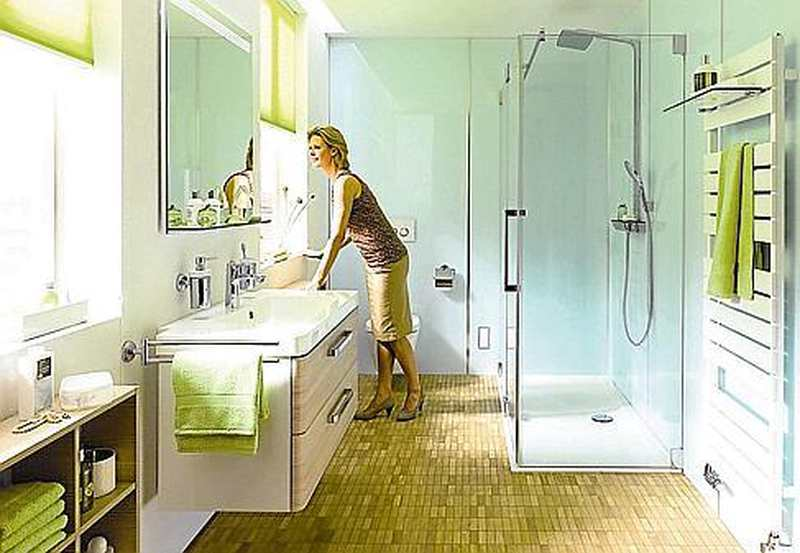 Badezimmer 70 er jahre hinter acrylglas verschwinden lassen for Fliesen cloppenburg