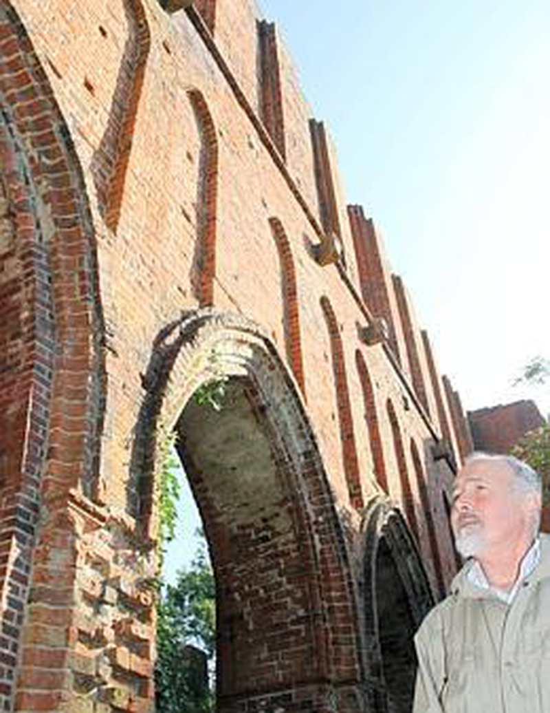 Geschichte Hude: Klosterruine ist unbequemes Denkmal