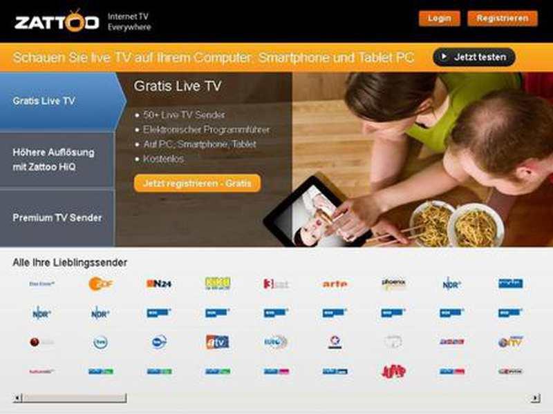 Fernsehanbieter