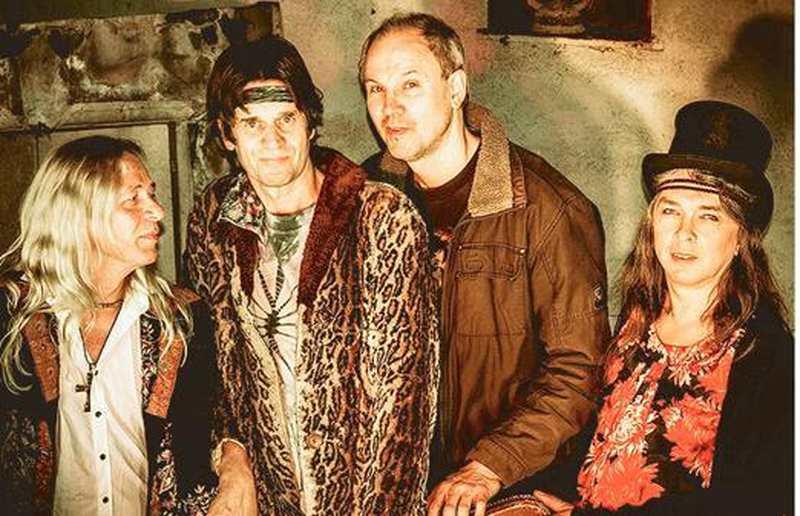 """Hippie-Band in der """"Tränke"""""""