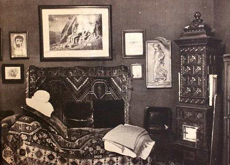 Psychoanalyse Auf Der Couch Bei Prof Dr Sigmund Freud