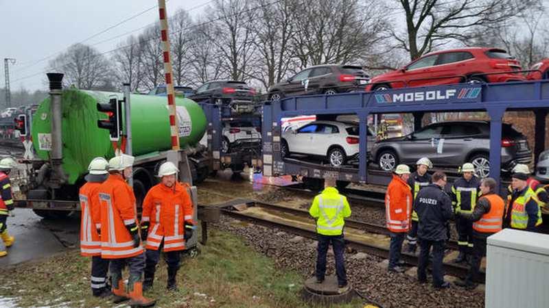 Bahnstrecke Bremen-Bremerhaven Axstedt: Nach tödlicher ...