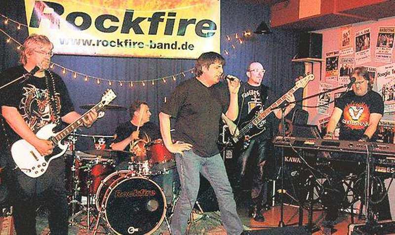 Rockfire in der Tränke