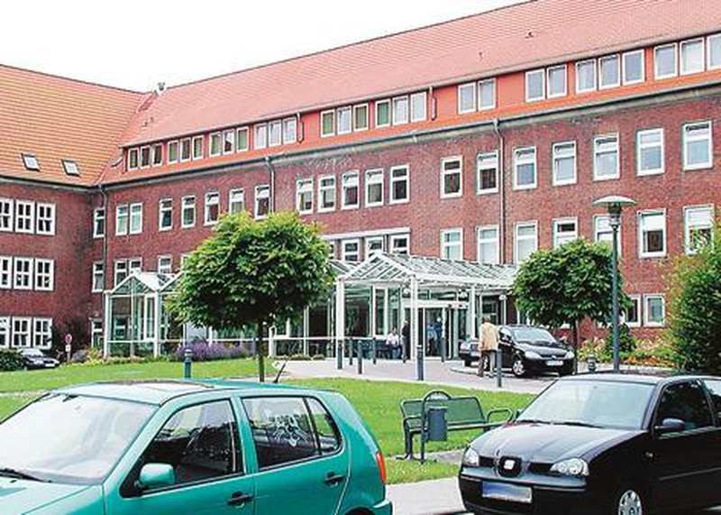 Nordwest Krankenhaus Sande Hannover Alle Zimmer Erhalten