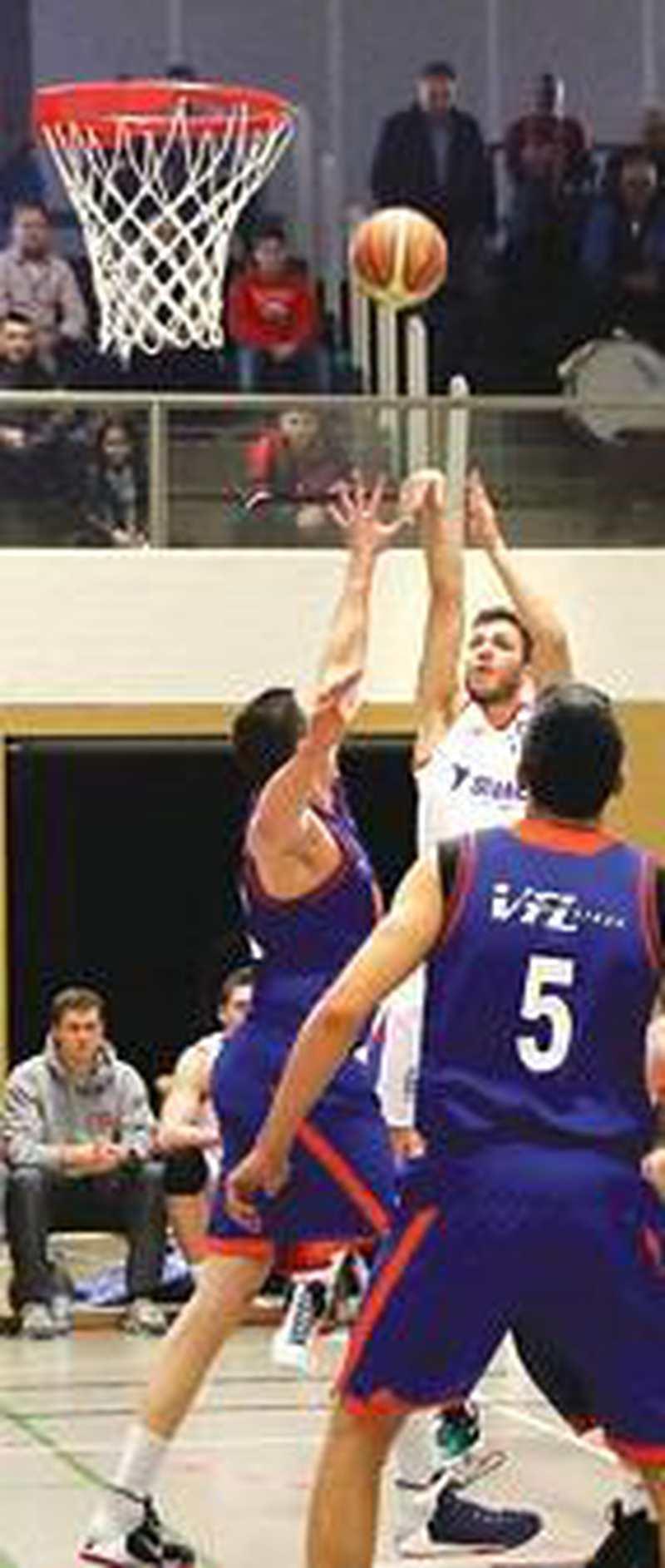 basketball viertel