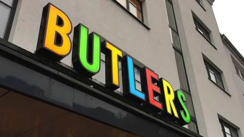 Einrichtungskette in der krise butlers stellt insolvenzantrag for Butlers hannover
