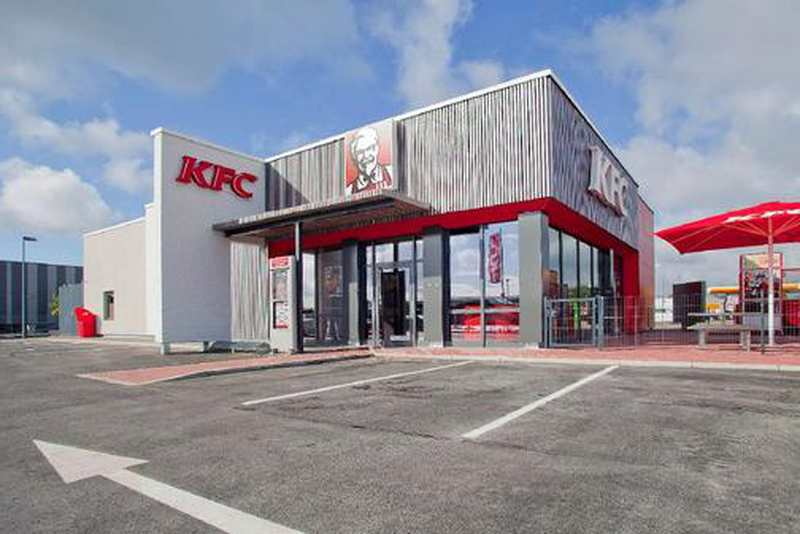 kfc in oldenburg er ffnet wird im november. Black Bedroom Furniture Sets. Home Design Ideas