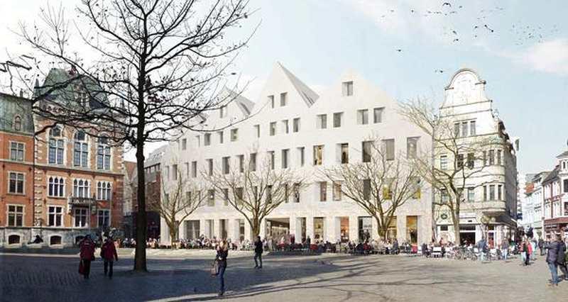 marktcarr in oldenburg bremer landesbank kippt pl ne f r neubau. Black Bedroom Furniture Sets. Home Design Ideas