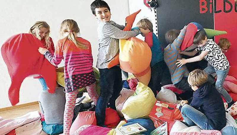 Kibum In Oldenburg: Kinder- und Jugend-Buchmesse lockt 33.000 kleine Leser