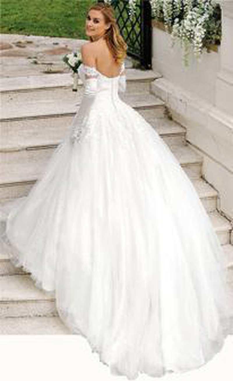 Brautmode: Wovon Prinzessinnen und Meerjungfrauen träumen