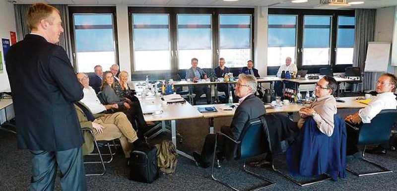 VErlags-Personalleiter tagen in Oldenburg