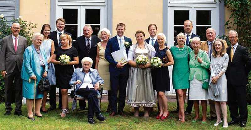 Greta Von Witzleben Und Philipp Verpoorten Hude: Ein