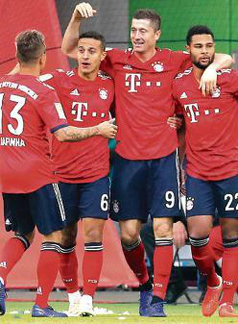 Bayern plus gewinnspiel