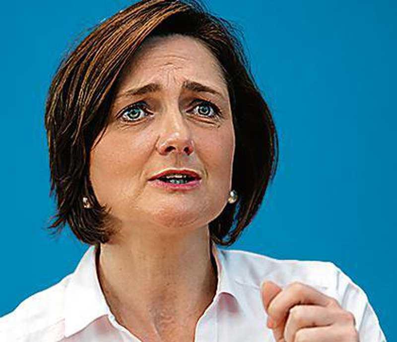 Auftritt In Rodenkirchen: Simone Lange: Die SPD wiederaufbauen