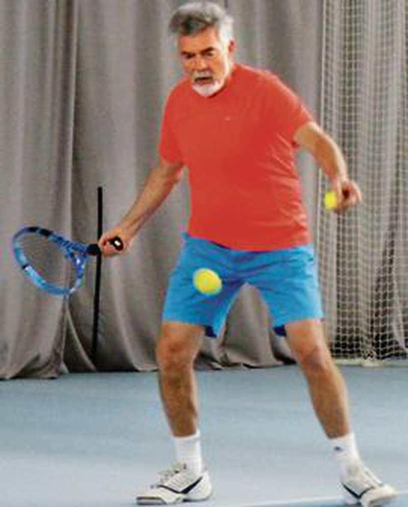 Tennis: Huder Männer 30 siegen in Auftaktpartie - Nordwest-Zeitung