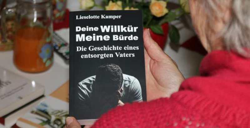 Wardenburgerin Veröffentlicht Fünftes Buch: Schicksal eines entsorgten Vaters - Nordwest-Zeitung
