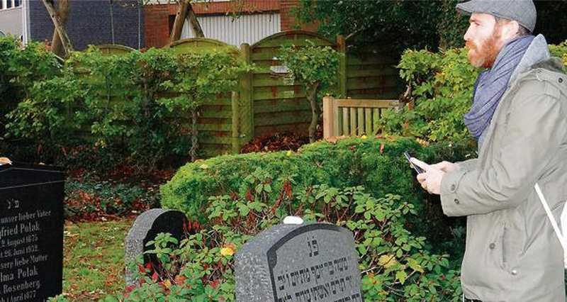 Versöhnung An Jüdischen Gräbern: Flucht aus Westerstede vor 81 Jahren - Nordwest-Zeitung