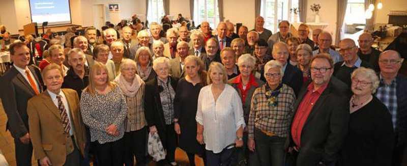 : Mitgliederehrung bei der Volksbank in Sande - Nordwest-Zeitung