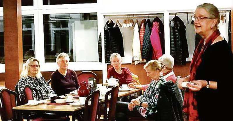 Vortrag Bei Den Seefelder Landfrauen: Über eine bewegenden Jugend in der DDR - Nordwest-Zeitung