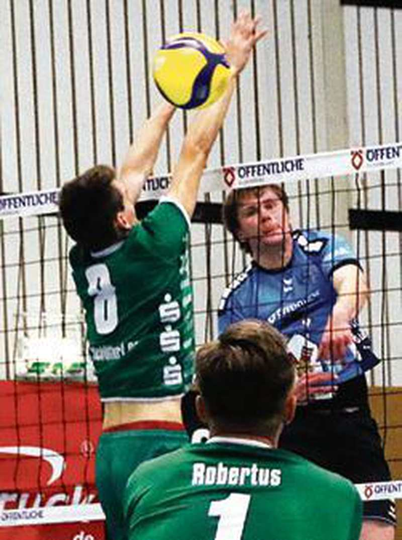 Volleyball: VSG Ammerland ist vor Überraschungsteam gewarnt - Nordwest-Zeitung