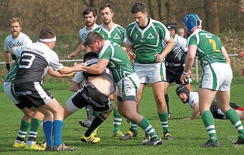 Rugby: Northern Lions hoffen auf Durchbruch - Nordwest-Zeitung