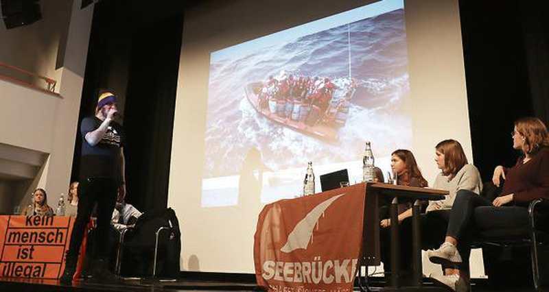 Zivile Seenotrettung: Die tödlichste Grenze der ganzen Welt - Nordwest-Zeitung