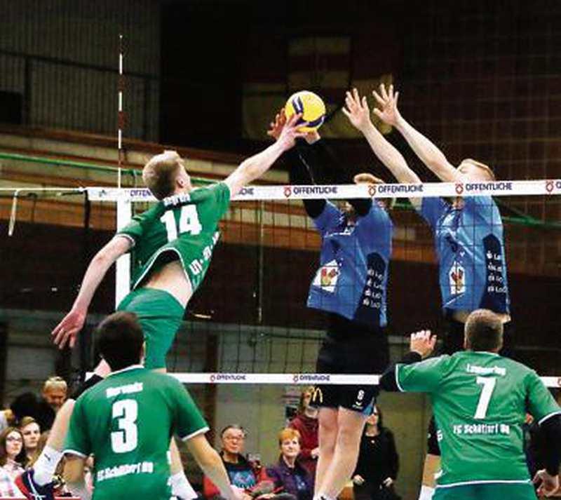 Volleyball: Aufsteiger verlangt VSG alles ab - Nordwest-Zeitung