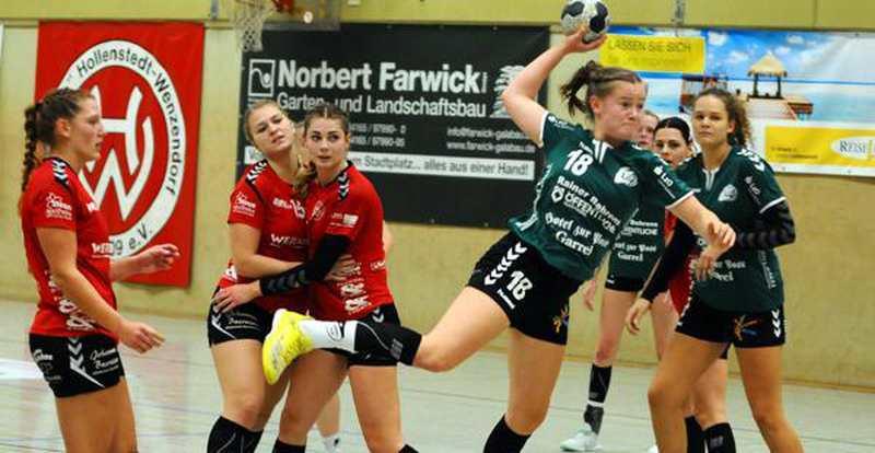 """Handball-Oberliga: BV Garrel weiter mit """"weißer Weste"""" - Nordwest-Zeitung"""