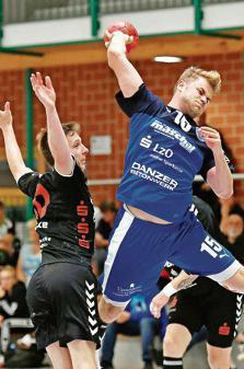Handball: Varel trotzt Verletzungspech beim 33:25 - Nordwest-Zeitung
