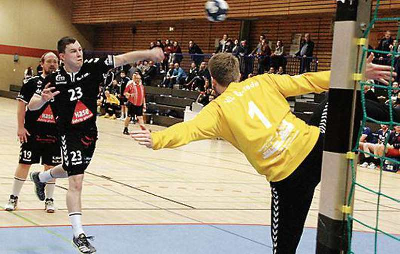 Handball: HG Jever/Schortens gelingt Wiedergutmachung - Nordwest-Zeitung