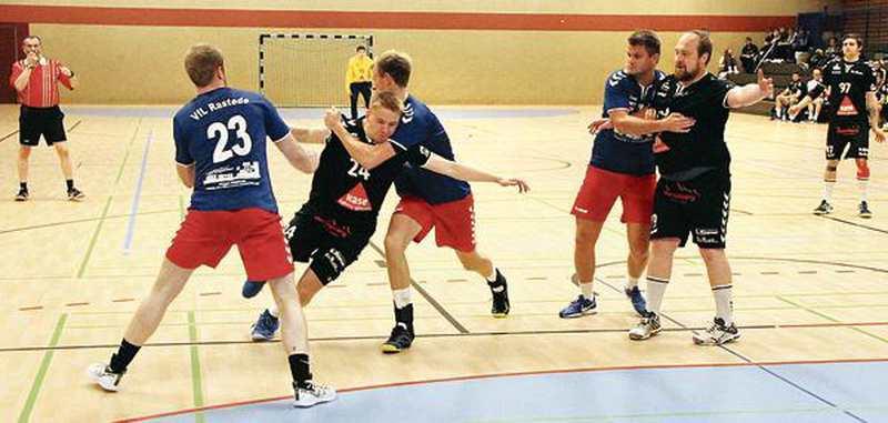 Handball: VfL-Erfolgsserie endet in Jever - Nordwest-Zeitung