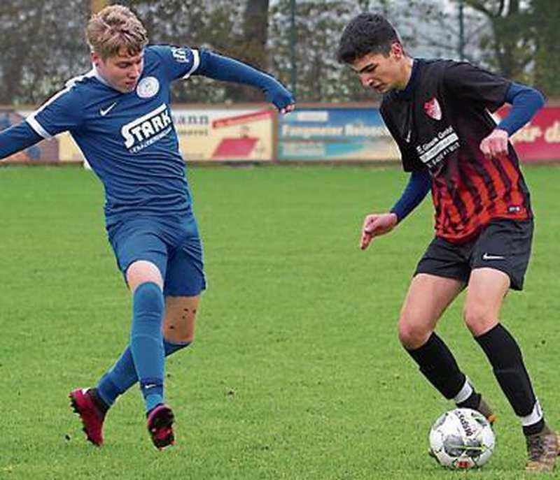 A-Junioren: Wardenburgs Aufholjagd bleibt nach 0:3 ungekrönt - Nordwest-Zeitung
