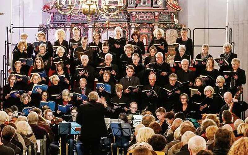 Musik: Chor besteht Herausforderung - Nordwest-Zeitung
